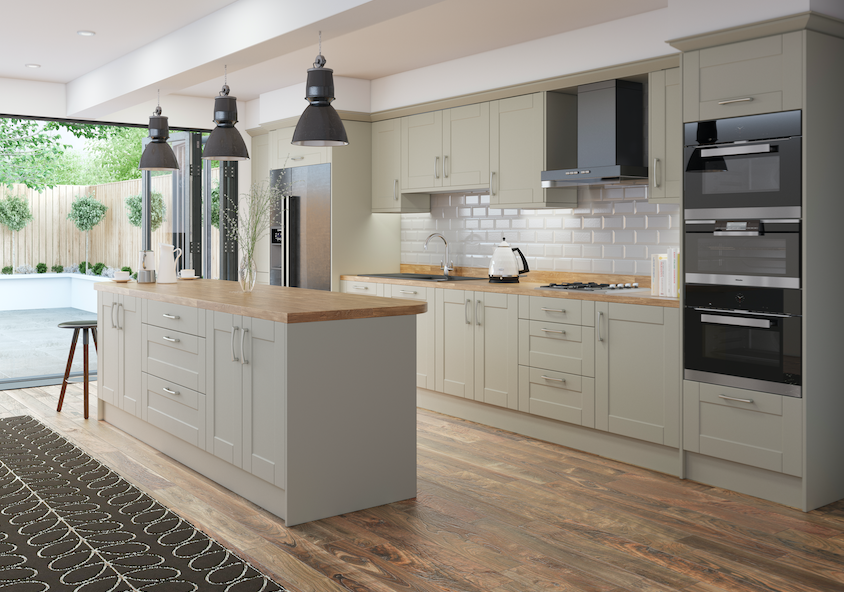 Free Fitting On Some Of Our Best Selling Kitchens Open Plan Kitchen Dining Living House Design Kitchen Kitchen Design Small
