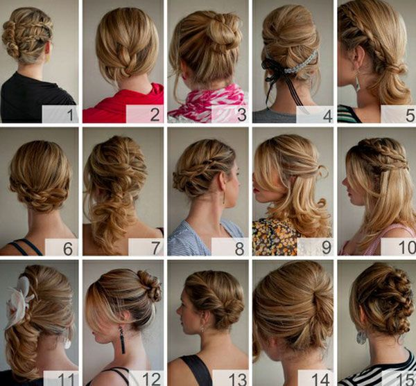 Easy Cute Fun Different Best Yet Simple French Braids Hair Romance Braided Hairstyles For Wedding Hair Styles