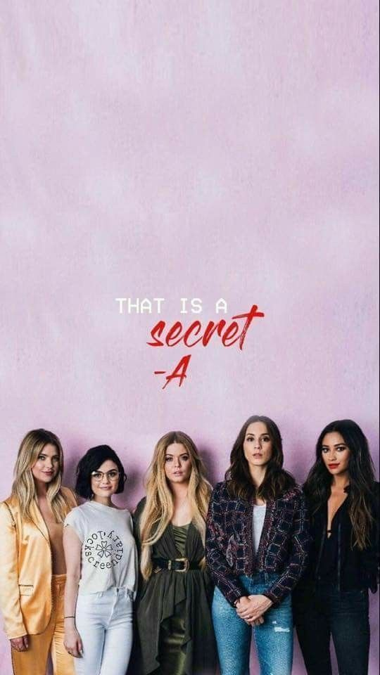 Image Result For Pll Wallpaper Pretty Little Liars Netflix Filmes E Series Wallpapers De Filmes