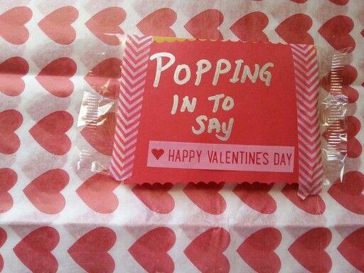 Microwave Popcorn Valentine Valentines Party Happy Valentines Day Valentines Class Party