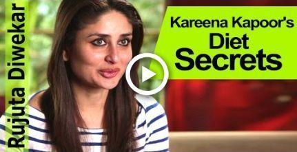 Kareena Kapoors Diet Secrets - Rujuta Diwekar - Indian Food Wisdom #food #fitness