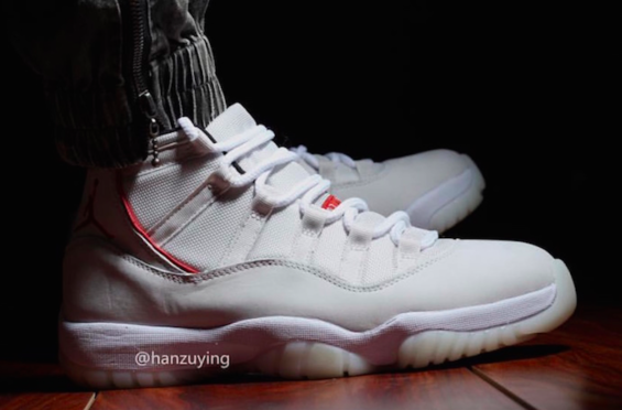 1ba3ec5f709db6 How Do You Like The Air Jordan 11 Platinum Tint  The Air Jordan 11 Platinum