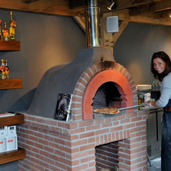 Forno a legna domestico vesuvio per pizza zio ciro forni a legna 0utdoor nel 2019 forno a - Forno per pizza domestico ...