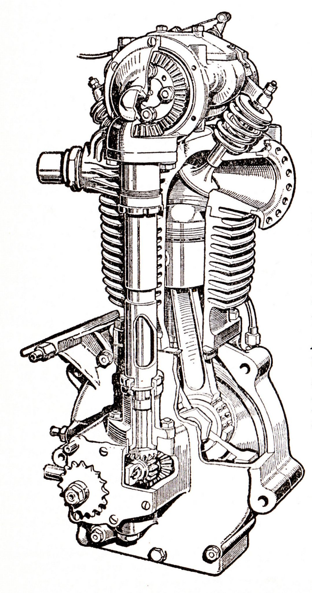 Velocette Tt Engine