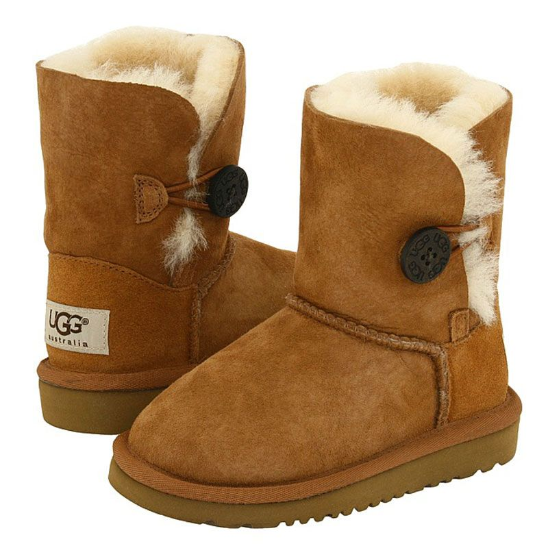 UGG Bailey Button Kids 5991 zapatos