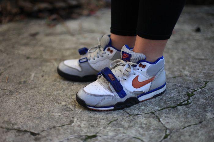 best sneakers 8a620 84ff3 Nike Air Trainer 1 Knicks