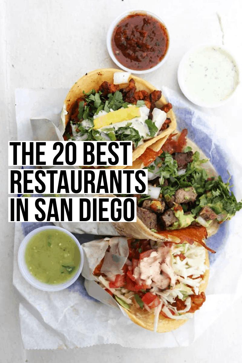 Photo of The 20 Best San Diego Restaurants (2020) | Female Foodie