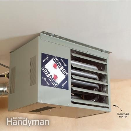 gas wall heater installation instructions
