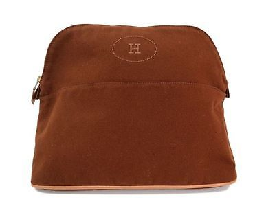 Auth HERMES BOLIDE POUCH 31 Pouch Cotton Brown (BF091993) for SGD181.00 #Clothing #Shoes #Accessories #BOLIDE Like the Auth HERMES BOLIDE POUCH 31 Pouch Cotton Brown (BF091993)? Get it at SGD181.00!