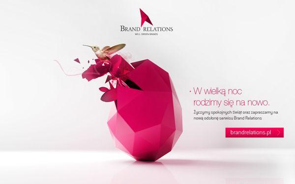 Brand Relations by Rymer Studio , via Behance