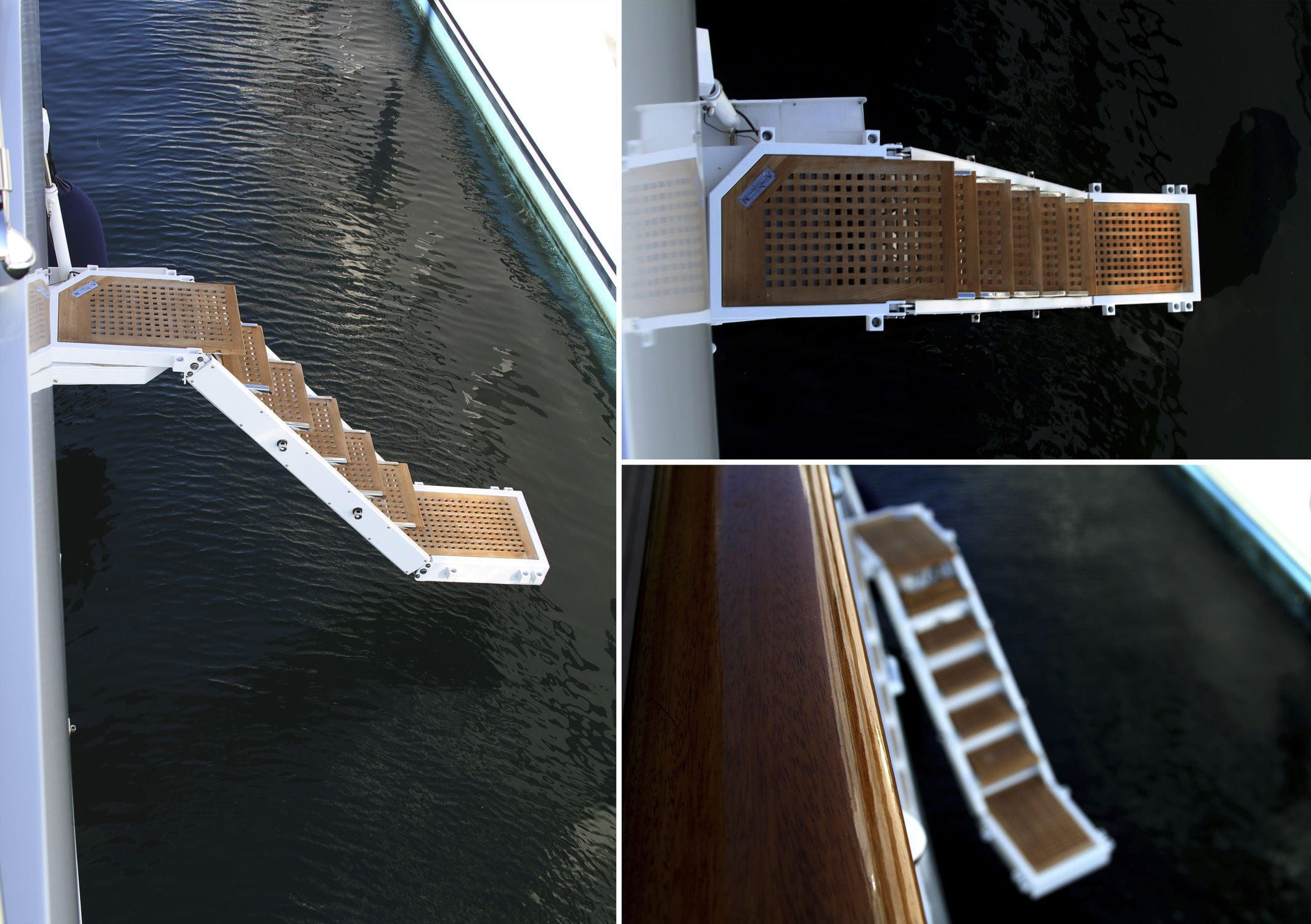 Best Boarding Ladder For Yachts Retractable Telescopic 400 x 300