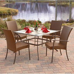 Cute Patio Furniture Set