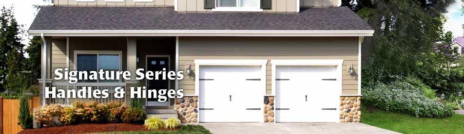 Garage Door Accents, Carriage House Garage Doors | Coach House Accents