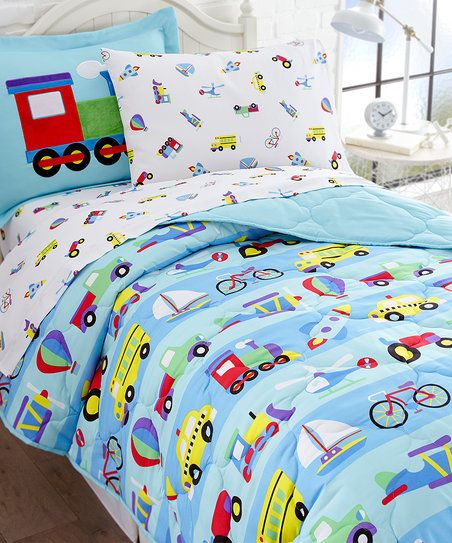 Wildkin On the Go Bedding Set | zulily