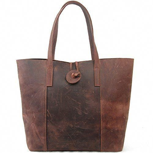 1f68cef89223 SALE PRICE -  82.99 - Jack Chris New Vintage Cow Leather Handbag ...