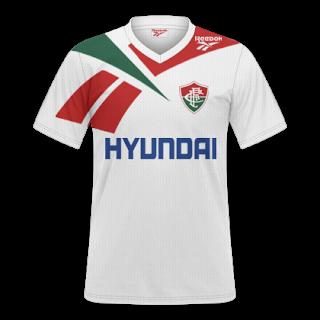 0964fb2569 GT Camisas  Camisas Fluminense 1995 - Home e Away