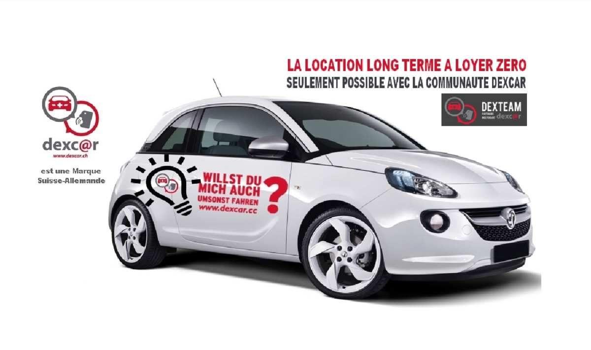 dexcar concept location de voiture a zero euro location longue duree de voiture neuve