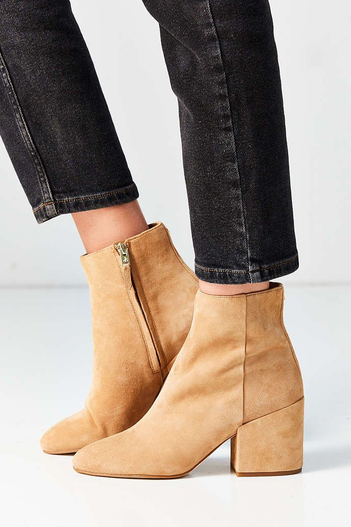 f8c9487dc362e Sam Edelman Taye Suede Ankle Boot - Urban Outfitters
