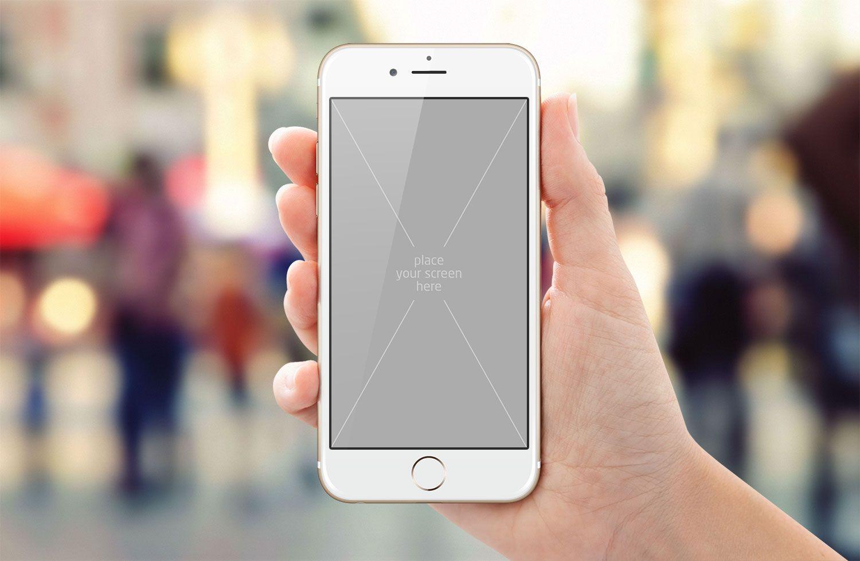Free Iphone 6 6s Mockup Black And White Free Mockup White Iphone Free Iphone 6 Iphone