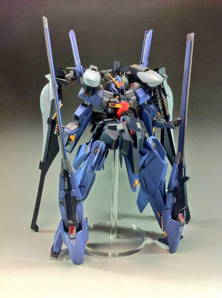 1/144 RX-121-3C Gundam TR-1 (Hyzenthlay II) (Garage Kit