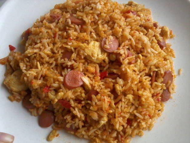 Resep Nasi Goreng Terasi Oleh Merryndra Resep Resep Makanan Dan Minuman Masakan