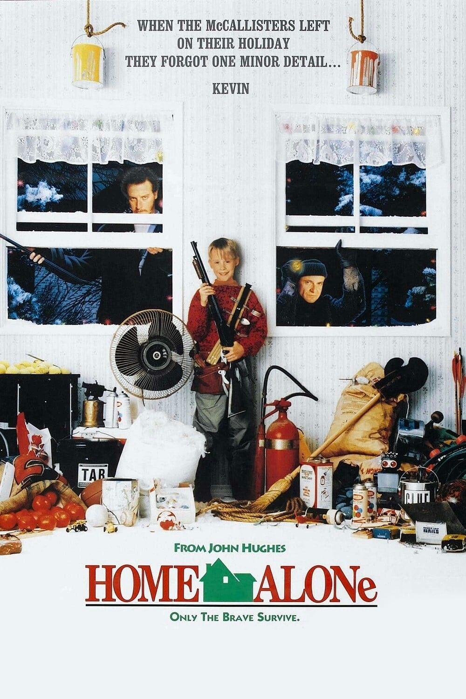 Home Alone movie poster Christmas Movie Posters & Artwork