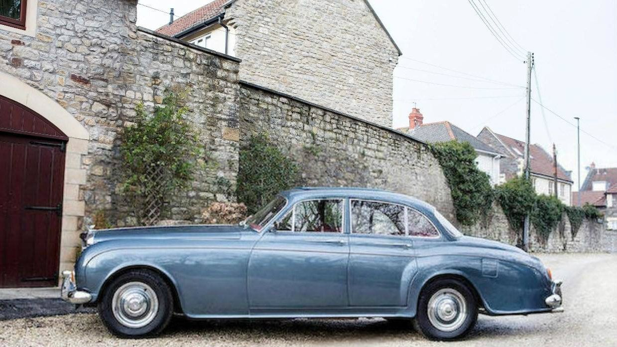 Chassis BC105AR (1960) Sports Saloon by James Young