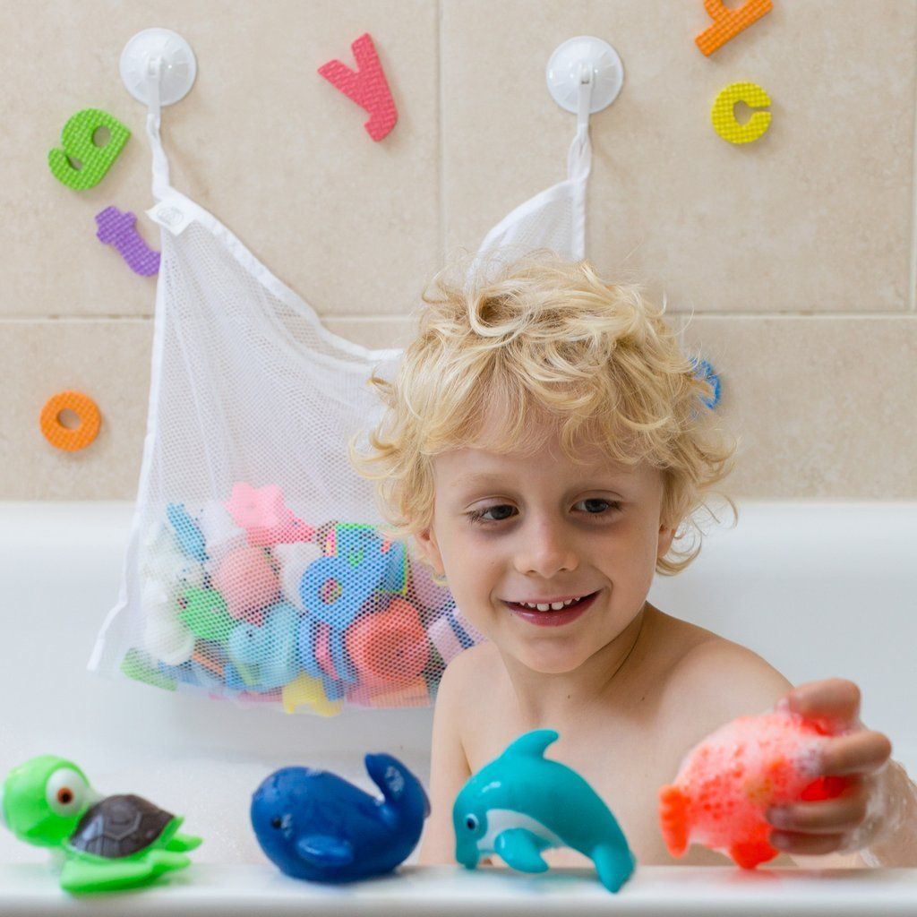 Keep Your Bath Toys Clean and Mold Free | Bath toys, Toy and ...