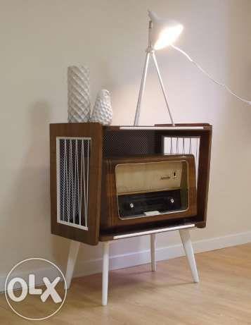 Szafka Rtv Retro Design Loft Prl Vintage Furniture Design Furniture Makeover Furniture