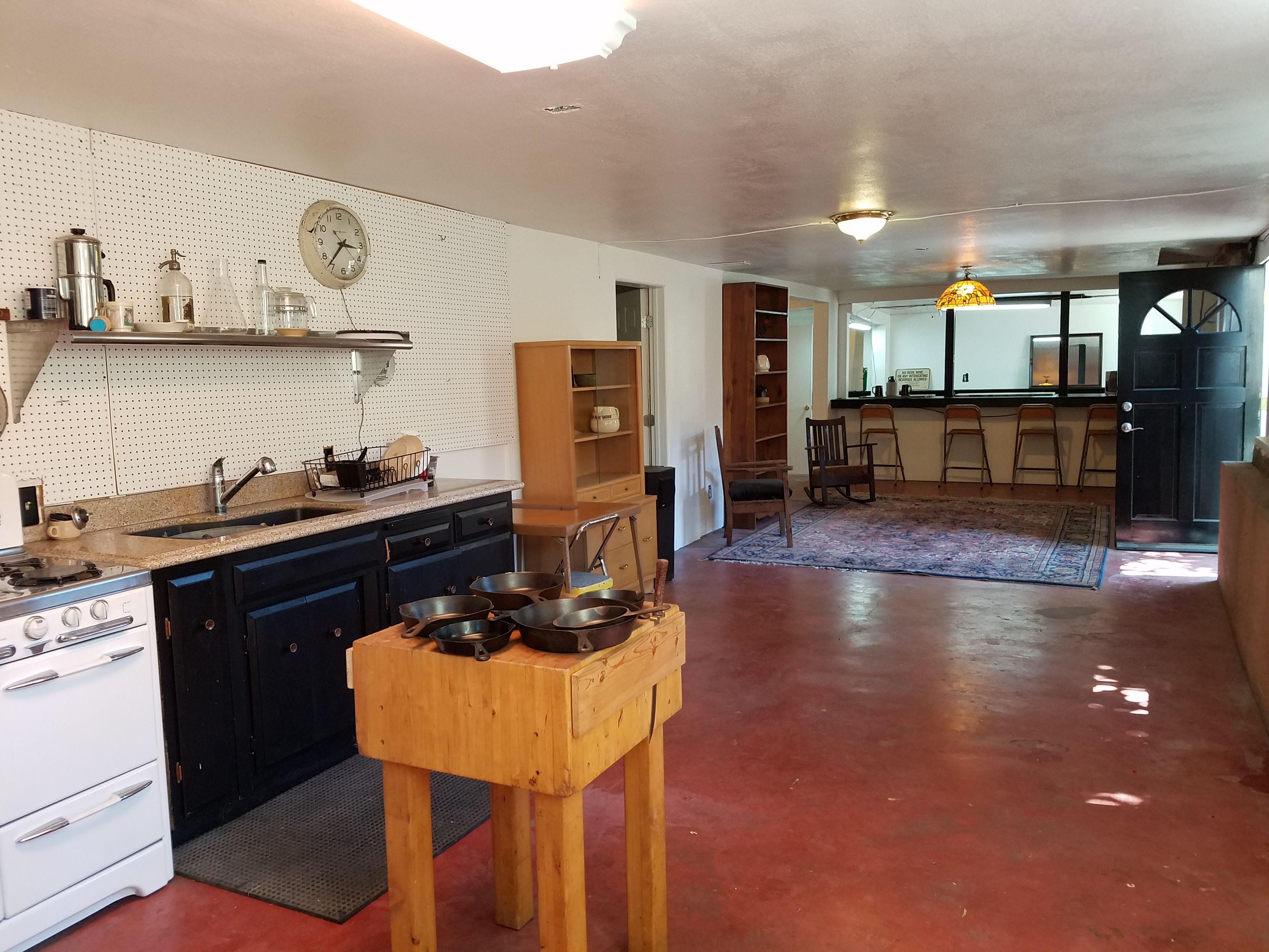 Huge Basement A Separate Living Space Or Rental. 455 Washington St, San Jose ,
