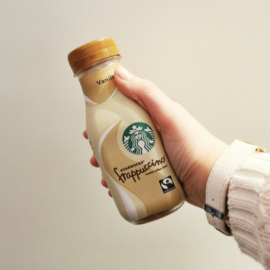 Starbucks is my love   #starbucks#frappuccino#vanilla