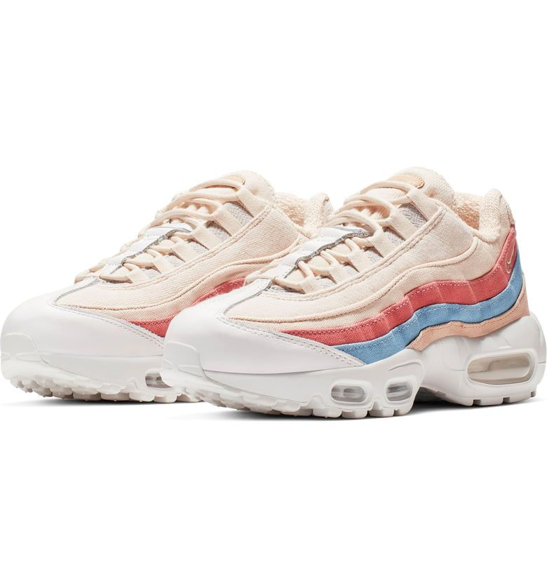 Free Shipping And Returns On Nike Air Max 95 Qs The Plant Color Collection Sneaker Women At Nordstrom Com Nike Air Max 95 Nike Air Max For Women Air Max 95