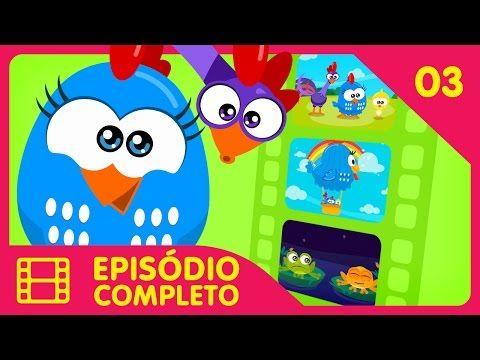 Galinha Pintadinha Mini - OVO SURPRESA - Dinossauro - YouTube