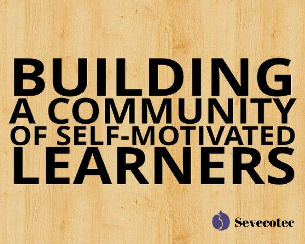 Community Quotes Building A Community Of Selfmotivated Learners  Community