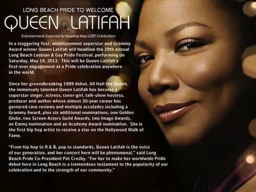 Pin on Queen Latifah