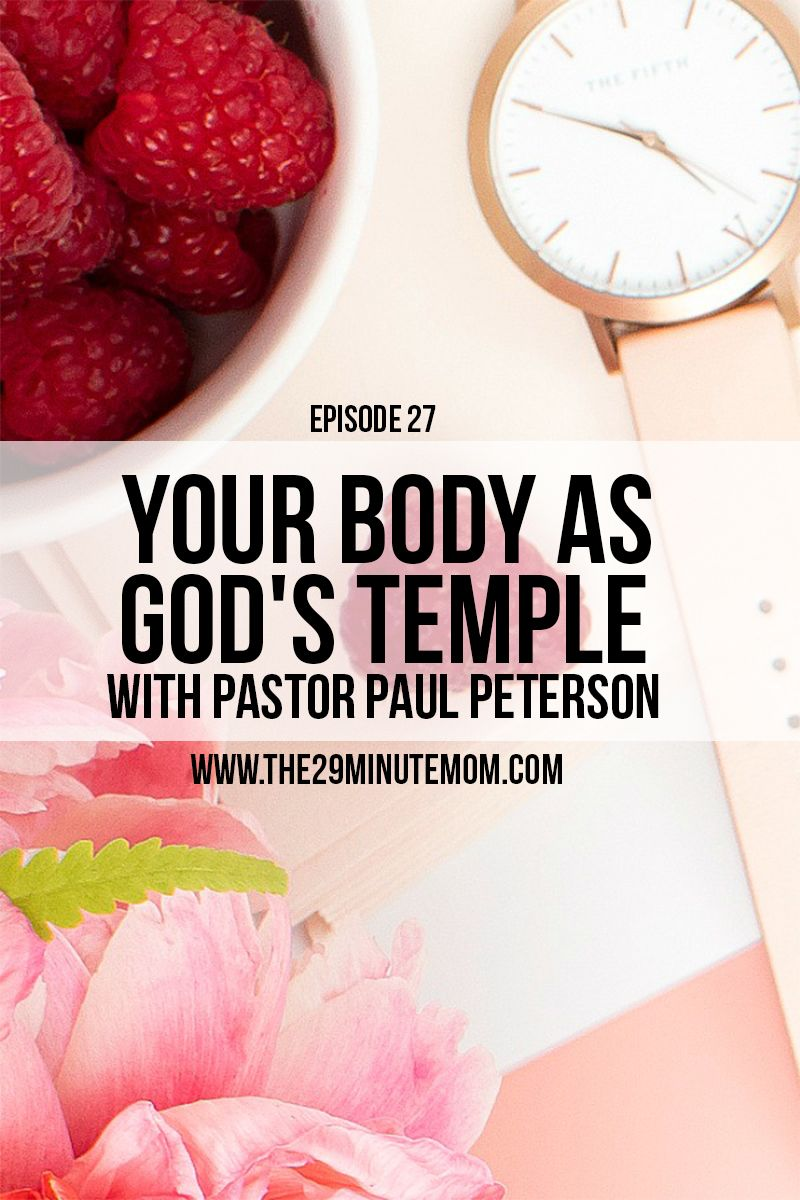 Pastor Paul Peterson talking about how women can transform their bodies, the secret to staying married and how he dates each of his 6 daughters every week.