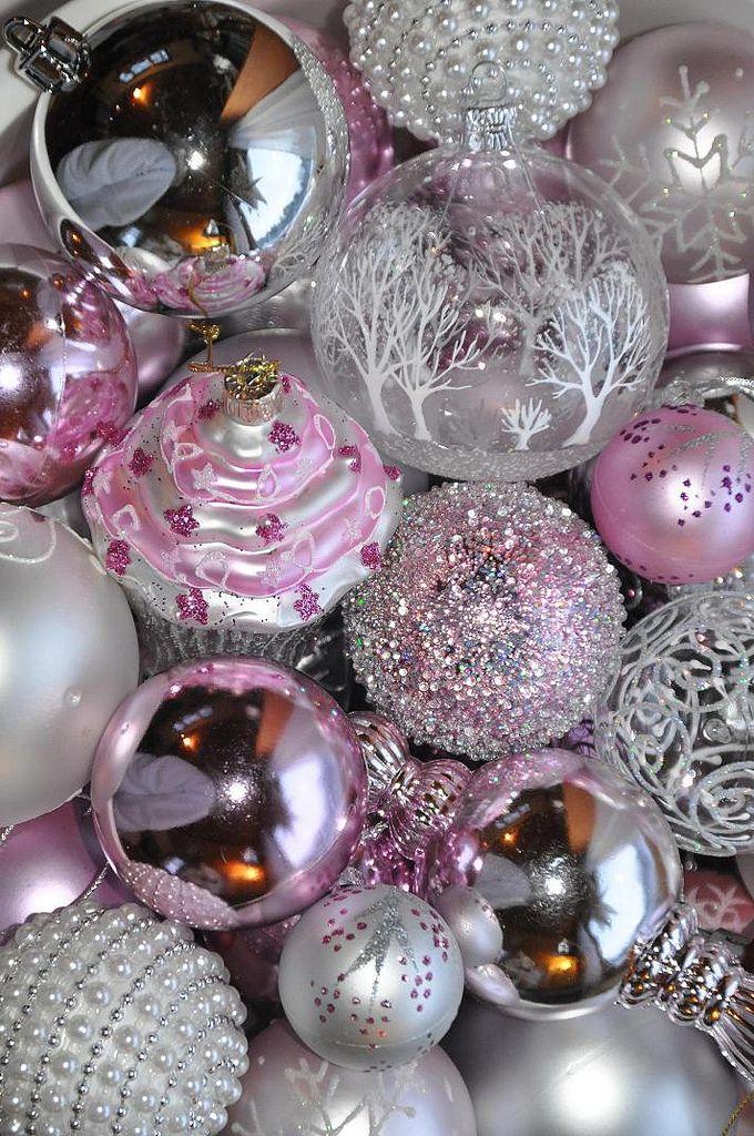 merry & bright in glittery pink   ♥ .. X ღɱɧღ     Flickr