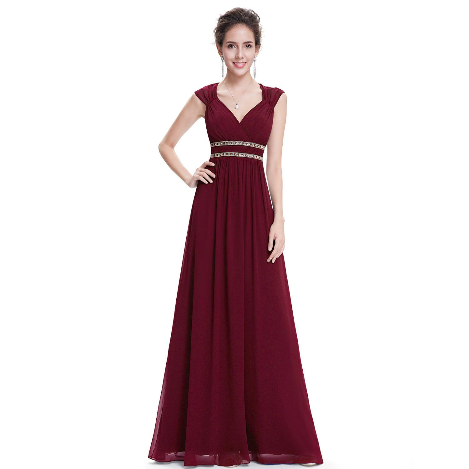 Awesome great women bridesmaid evening prom gown dress ever