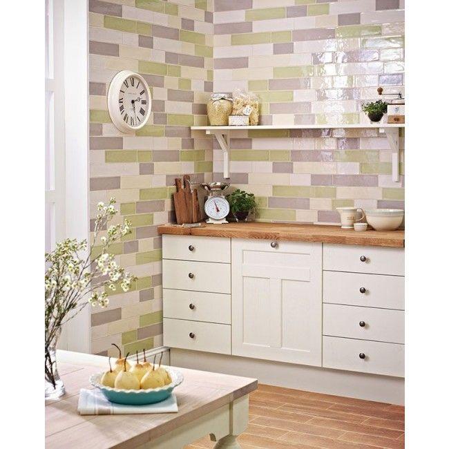 Laura Ashley Artisan Amethyst X Laura Ashley Glazed Tiles - Artisan tiles sale