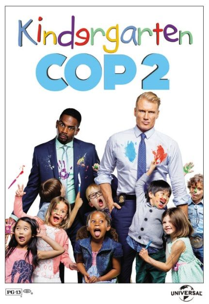 Dolph Lundgren Bill Bellamy Star In Kindergarten Cop 2 Dolph