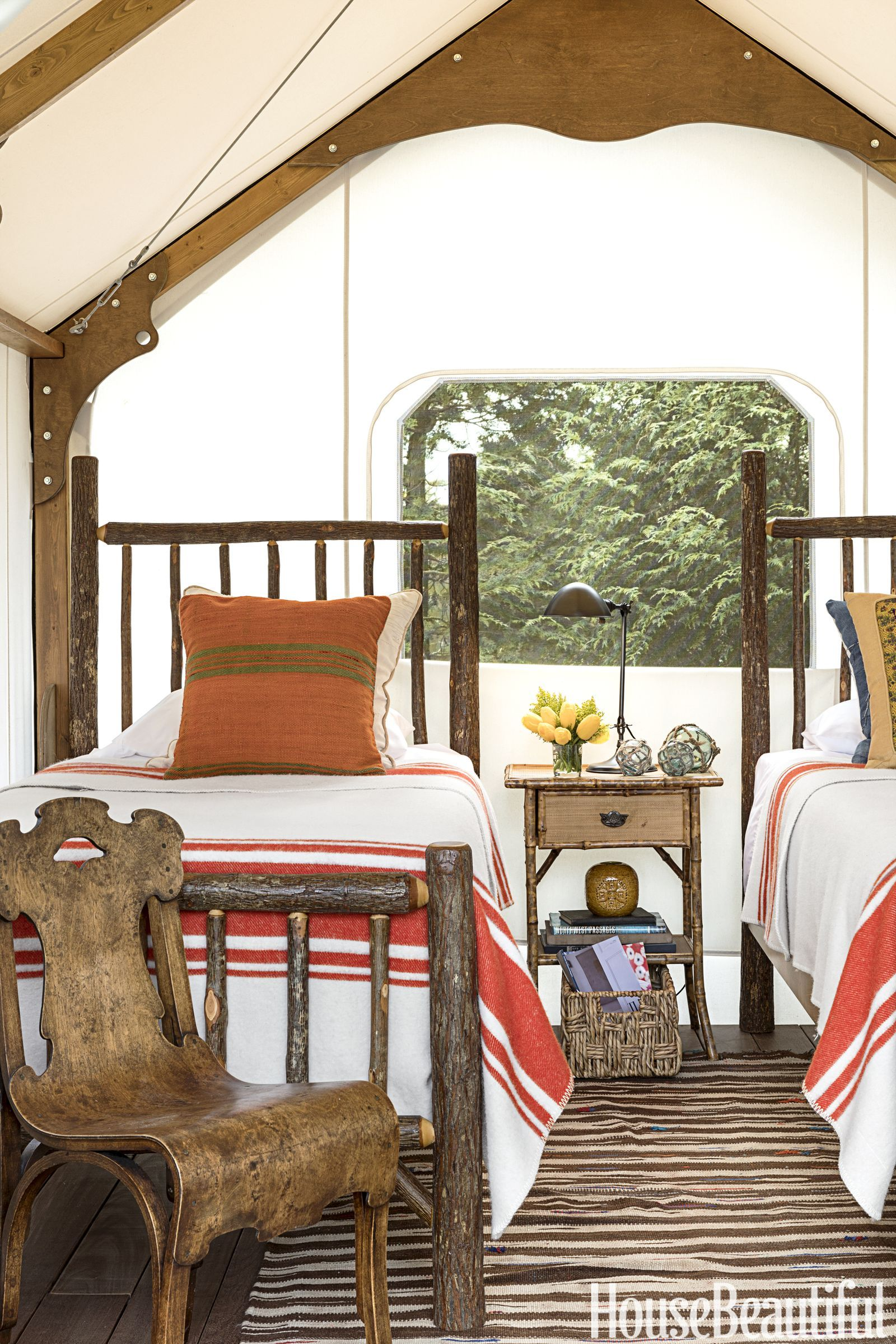 This Tiny Tent Village Is Basically Grownup Sleepaway
