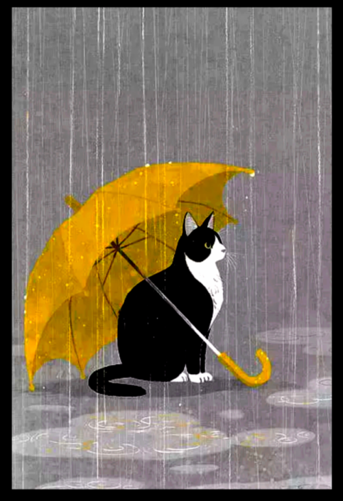 cat in the rain 2 essay Megan young english 1102 2/28/12 cat in the rain cat in the rain is a short story about an american couple on vacation to italy they are in their first year of marriage they are in their first year of marriage.