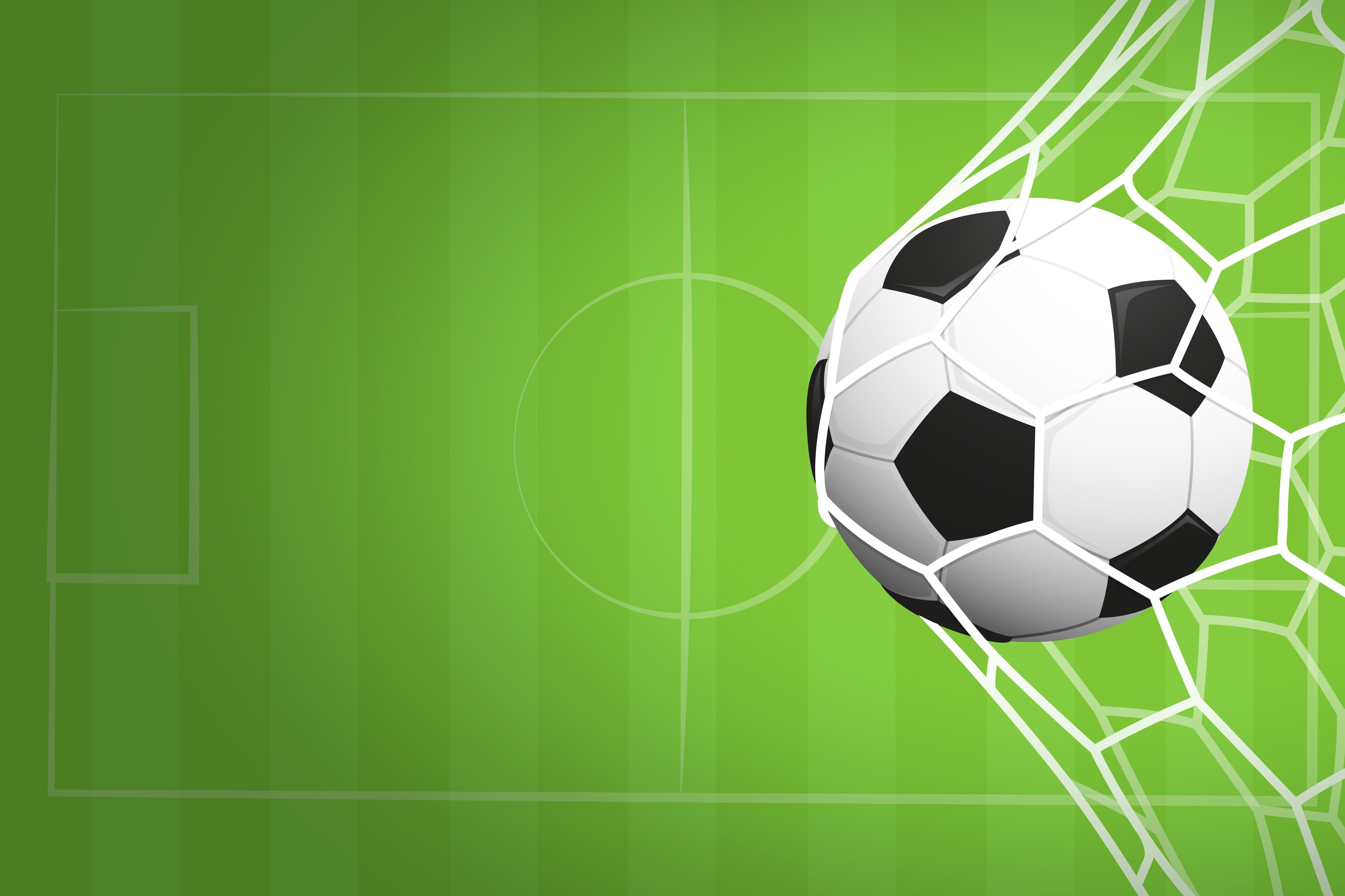 White And Black Soccer Ball Wallpaper Background Mesh Football Sport The Game The Ball Vector Gate Green Goal 5k Soccer Ball Soccer Soccer Backgrounds