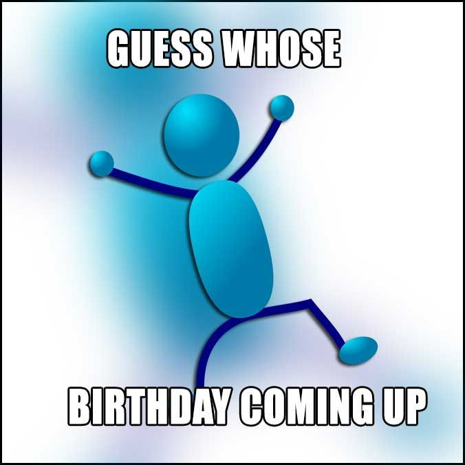 What Colors Make Brown? #birthdaymonthmeme Guess Whose Birthday Coming Up #birthdaymonthmeme