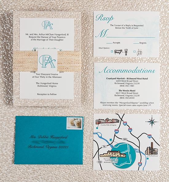 Key West Wedding Ideas: Key West Themed Wedding Invitation