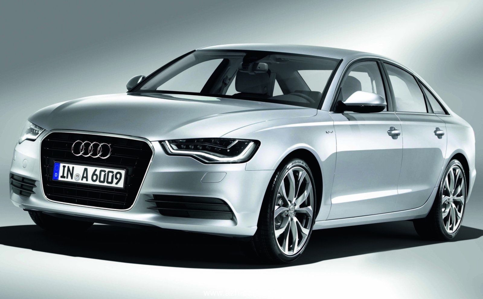 Audi A6 Hybrid 2012 Audi Audi A6 Bmw 535i
