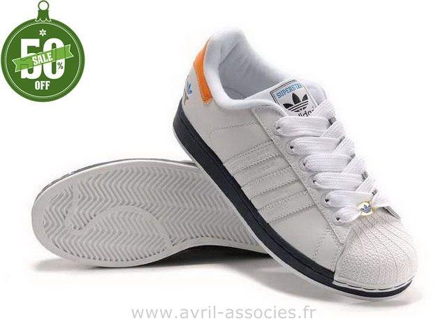 b2f6747118b Boutique Hommes Adidas Superstar 35e SéRie De Villes D´anniversaire 25 (Adidas  Superstar 2 Homme)