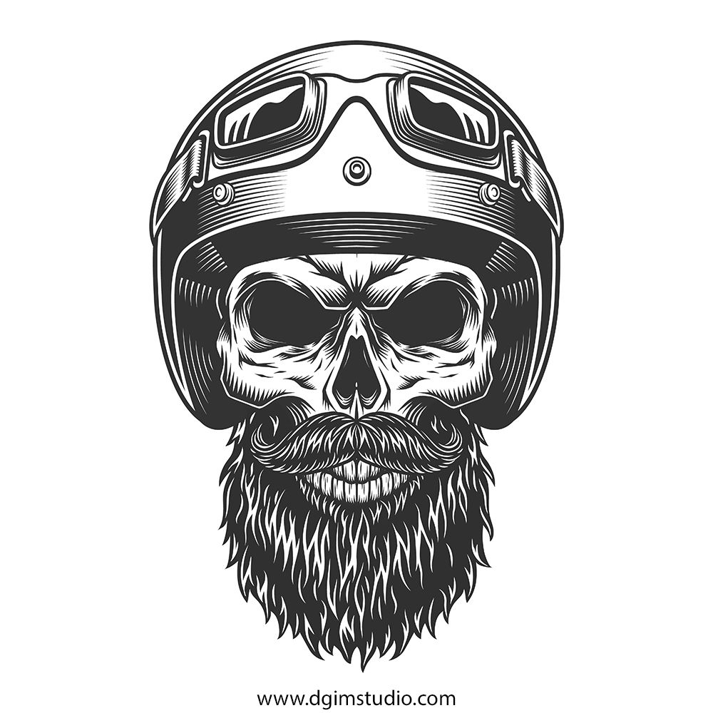 Skull Creator Vintage Skull Skull Drawing Skull