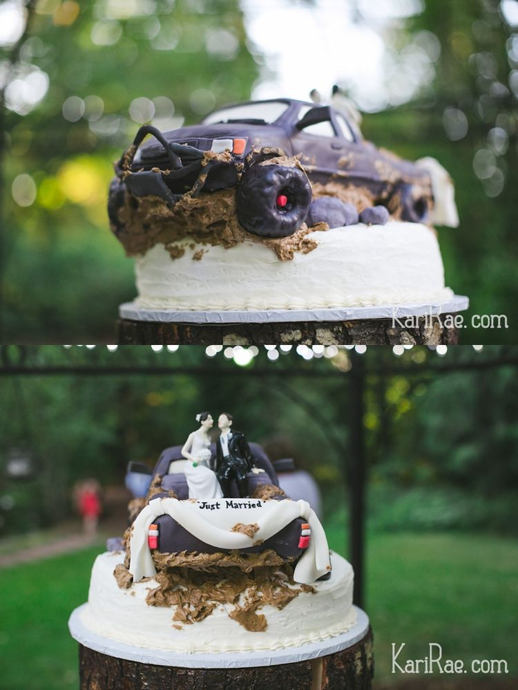 The Most Awesome Country Wedding Cake Ever Toyota Pickup