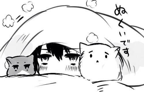 Feelin Lazy Manga Cute Anime Expressions Cosplay Anime